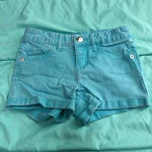 💙 Justice Short Shorts